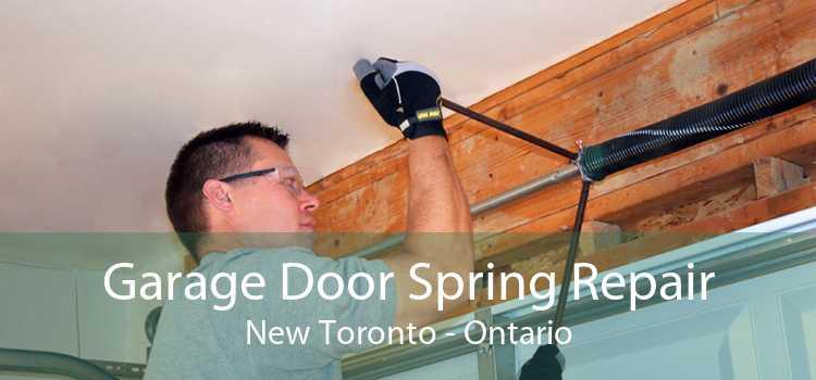 Garage Door Spring Repair New Toronto - Ontario