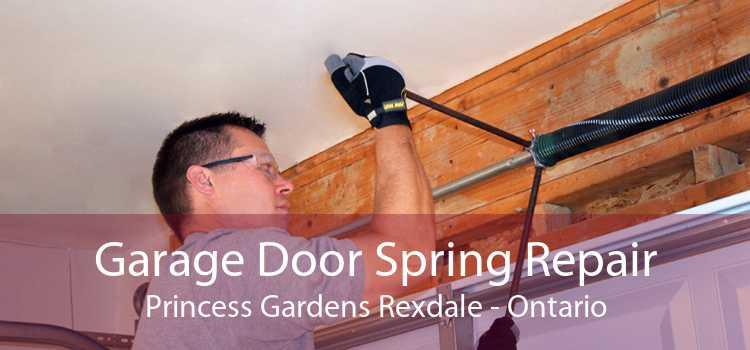 Garage Door Spring Repair Princess Gardens Rexdale - Ontario