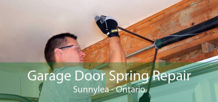 Garage Door Spring Repair Sunnylea - Ontario