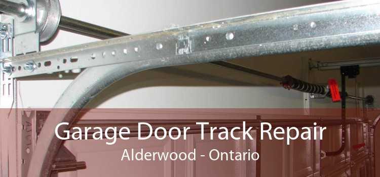 Garage Door Track Repair Alderwood - Ontario