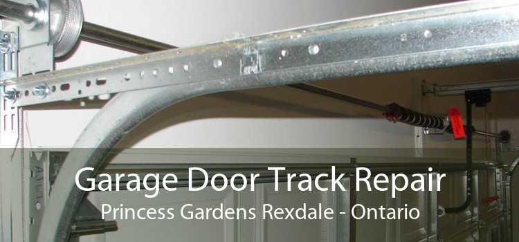 Garage Door Track Repair Princess Gardens Rexdale - Ontario