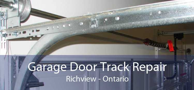 Garage Door Track Repair Richview - Ontario