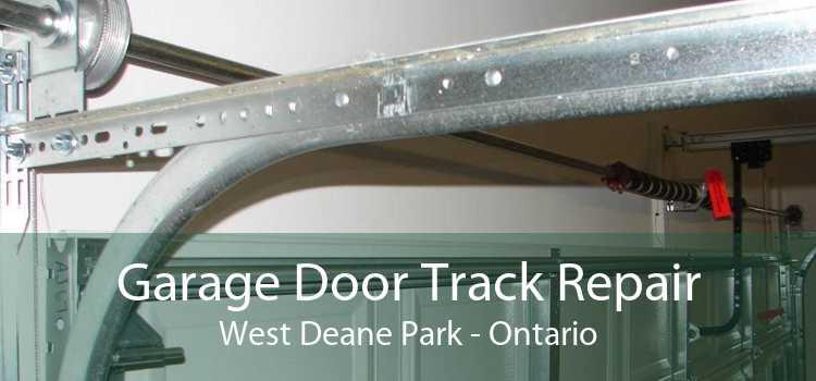 Garage Door Track Repair West Deane Park - Ontario