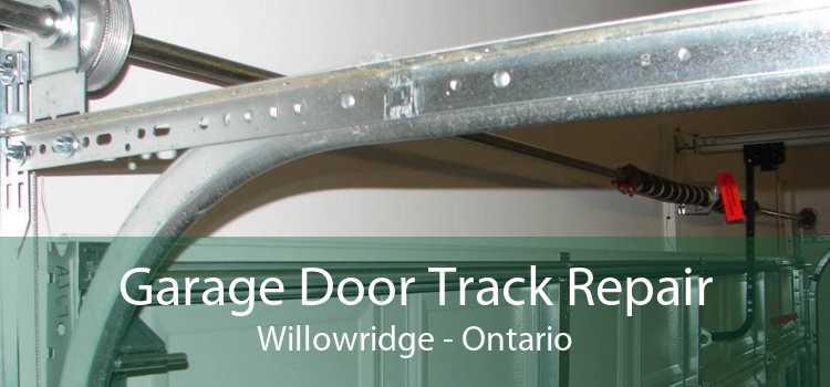 Garage Door Track Repair Willowridge - Ontario