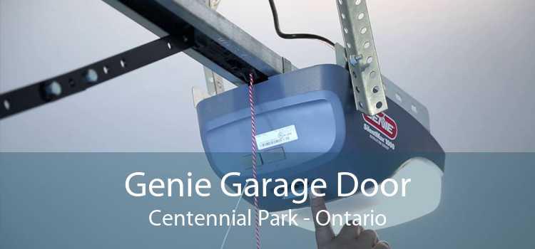 Genie Garage Door Centennial Park - Ontario