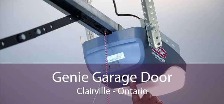 Genie Garage Door Clairville - Ontario