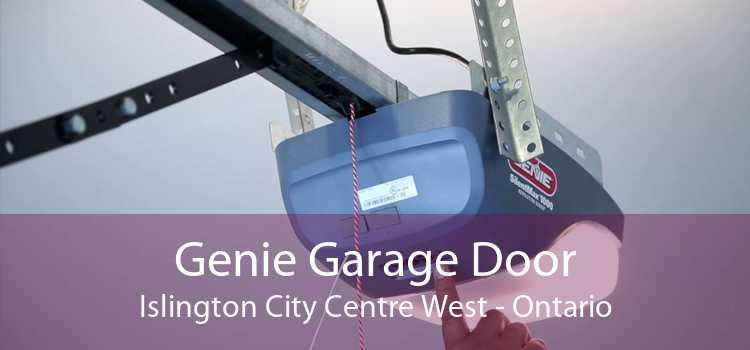 Genie Garage Door Islington City Centre West - Ontario