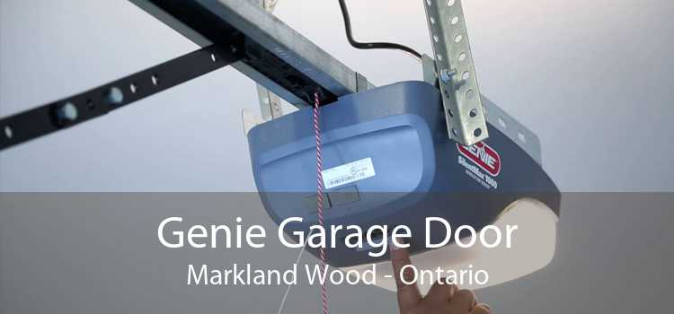 Genie Garage Door Markland Wood - Ontario