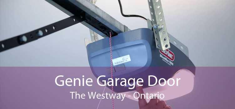Genie Garage Door The Westway - Ontario