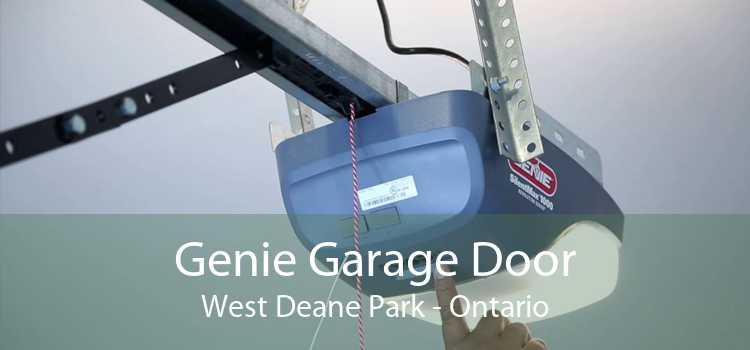 Genie Garage Door West Deane Park - Ontario