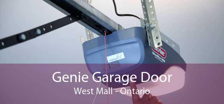 Genie Garage Door West Mall - Ontario