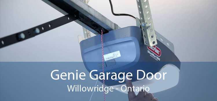 Genie Garage Door Willowridge - Ontario