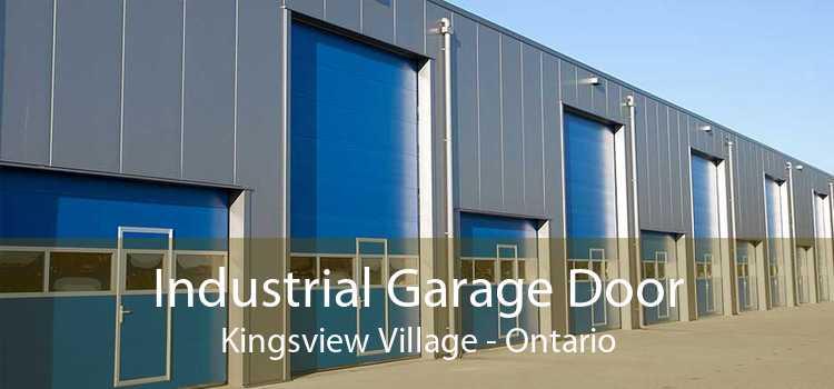 Industrial Garage Door Kingsview Village - Ontario