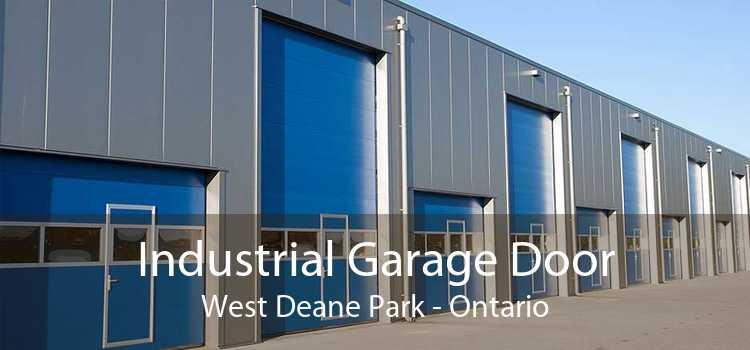 Industrial Garage Door West Deane Park - Ontario