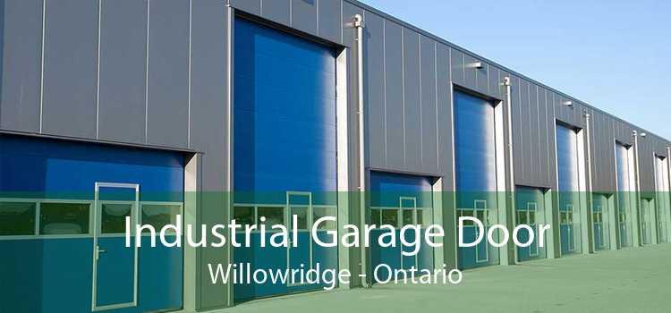 Industrial Garage Door Willowridge - Ontario