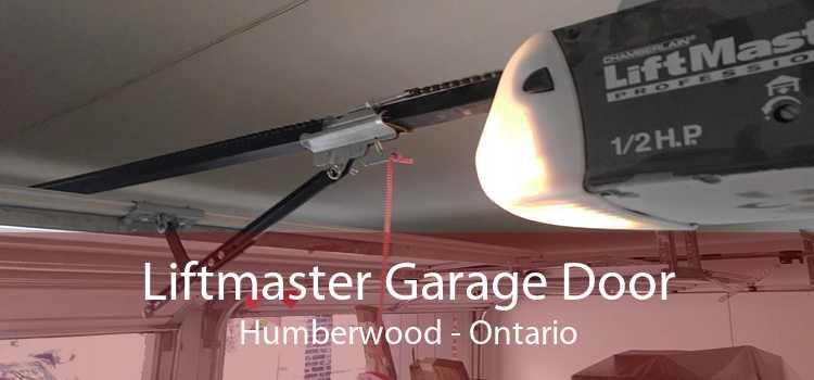 Liftmaster Garage Door Humberwood - Ontario
