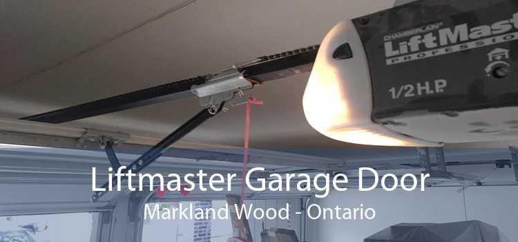 Liftmaster Garage Door Markland Wood - Ontario