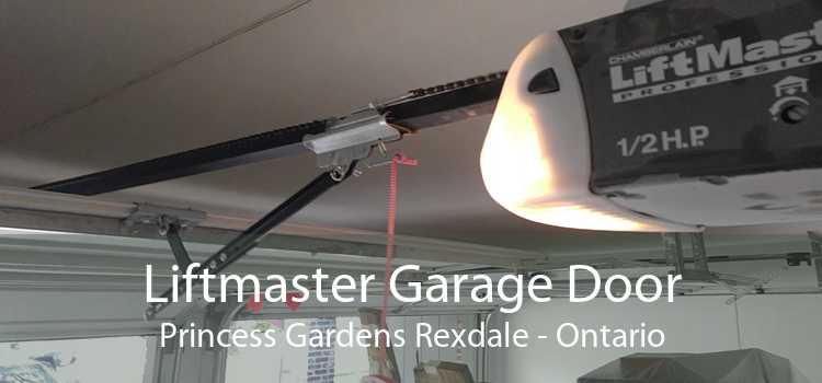 Liftmaster Garage Door Princess Gardens Rexdale - Ontario