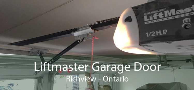 Liftmaster Garage Door Richview - Ontario