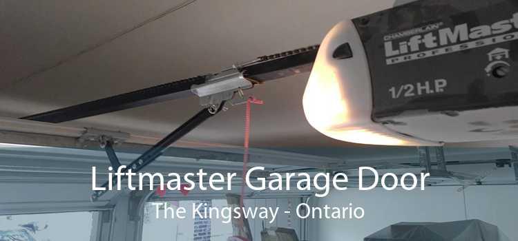 Liftmaster Garage Door The Kingsway - Ontario