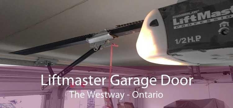Liftmaster Garage Door The Westway - Ontario