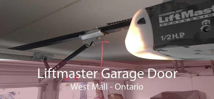 Liftmaster Garage Door West Mall - Ontario