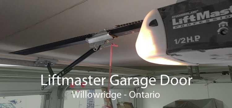 Liftmaster Garage Door Willowridge - Ontario