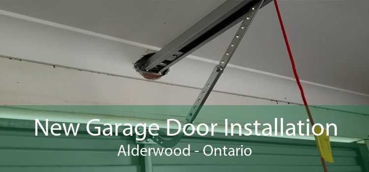 New Garage Door Installation Alderwood - Ontario