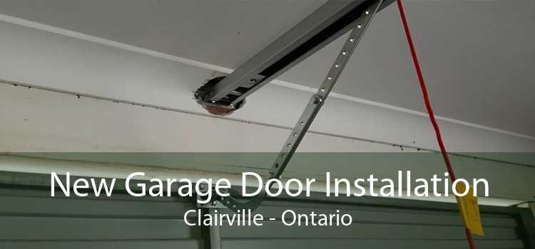 New Garage Door Installation Clairville - Ontario