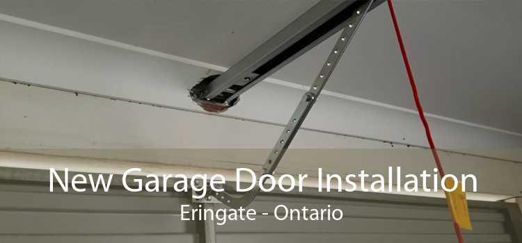 New Garage Door Installation Eringate - Ontario