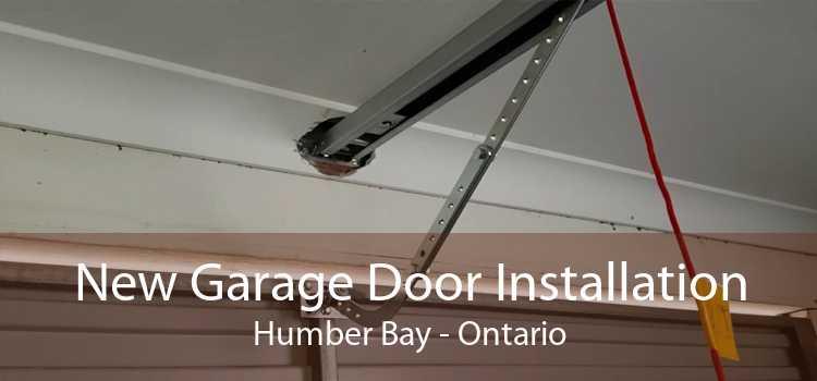 New Garage Door Installation Humber Bay - Ontario