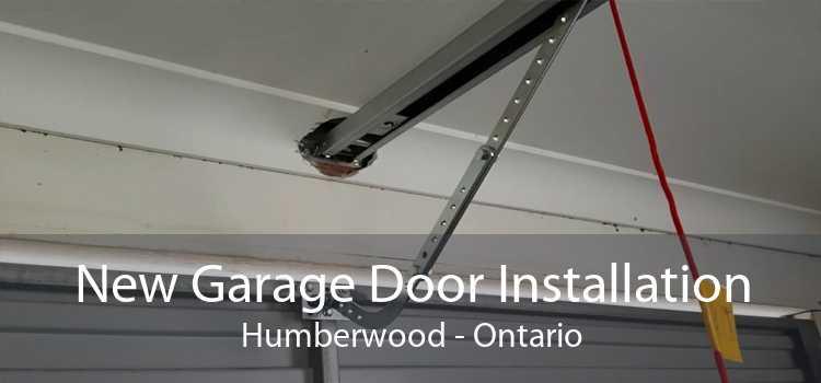 New Garage Door Installation Humberwood - Ontario