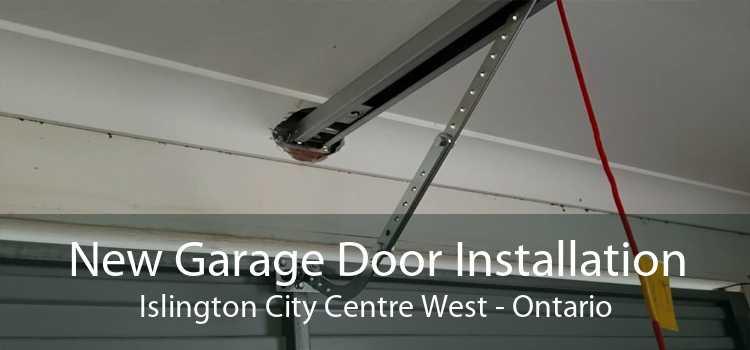 New Garage Door Installation Islington City Centre West - Ontario