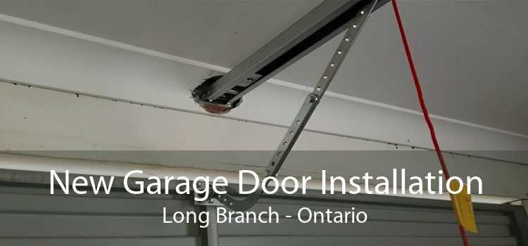New Garage Door Installation Long Branch - Ontario