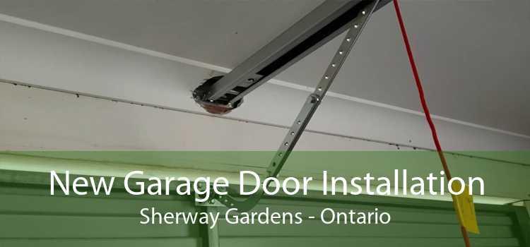 New Garage Door Installation Sherway Gardens - Ontario