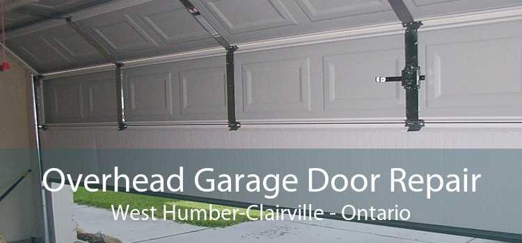 Overhead Garage Door Repair West Humber-Clairville - Ontario