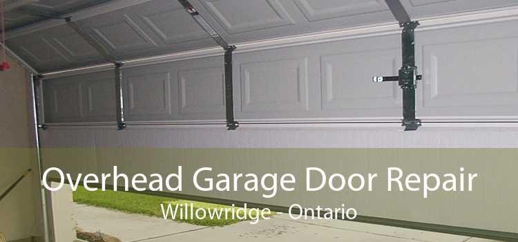 Overhead Garage Door Repair Willowridge - Ontario