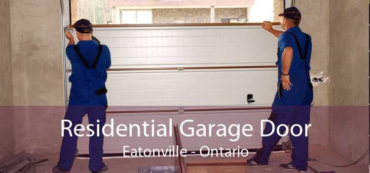 Residential Garage Door Eatonville - Ontario