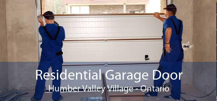 Residential Garage Door Humber Valley Village - Ontario