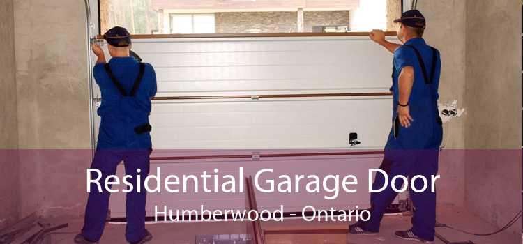 Residential Garage Door Humberwood - Ontario