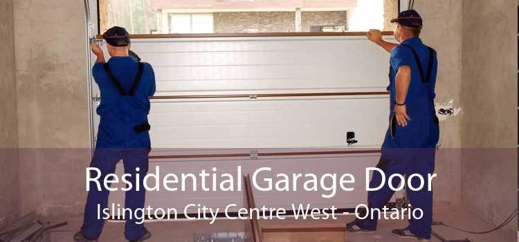 Residential Garage Door Islington City Centre West - Ontario