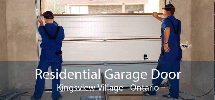 Residential Garage Door Kingsview Village - Ontario