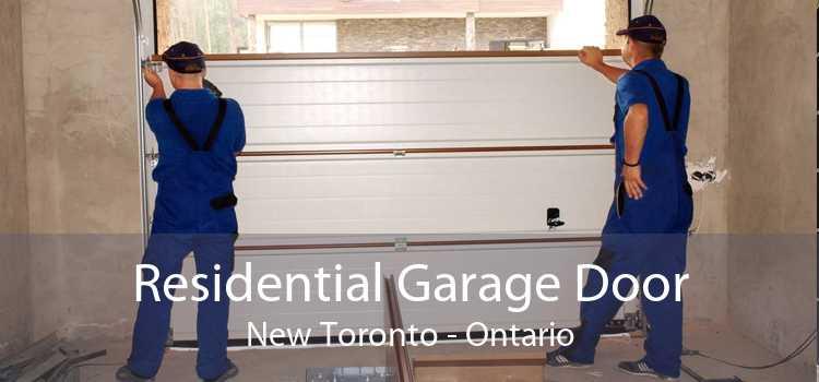 Residential Garage Door New Toronto - Ontario