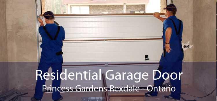 Residential Garage Door Princess Gardens Rexdale - Ontario