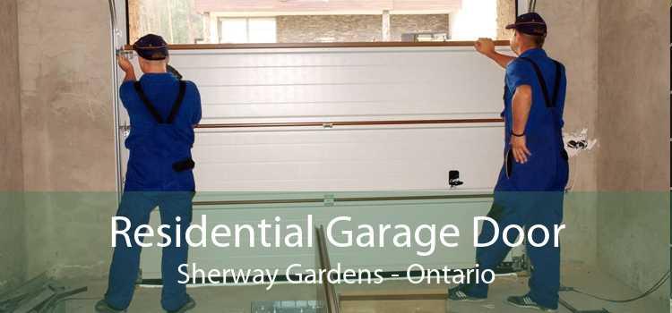 Residential Garage Door Sherway Gardens - Ontario