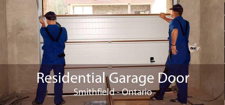Residential Garage Door Smithfield - Ontario