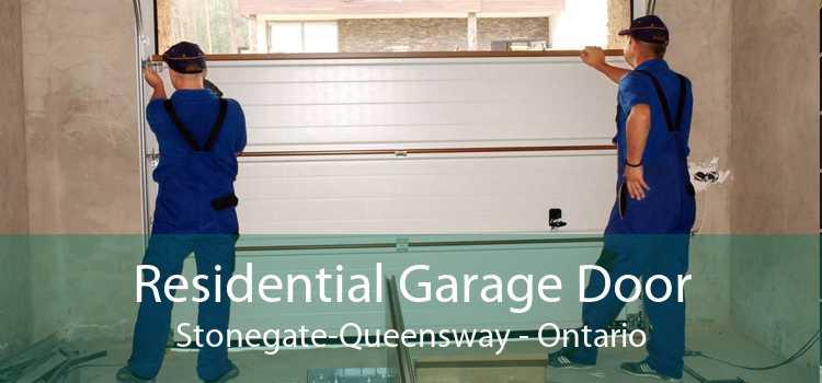 Residential Garage Door Stonegate-Queensway - Ontario