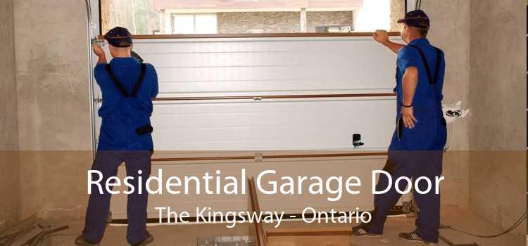 Residential Garage Door The Kingsway - Ontario