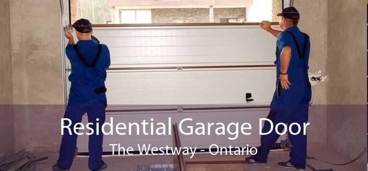 Residential Garage Door The Westway - Ontario
