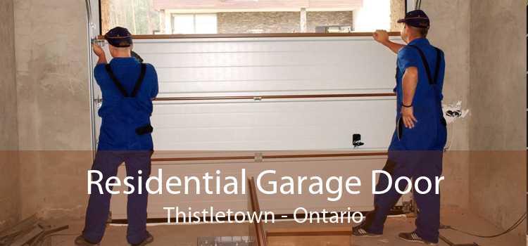 Residential Garage Door Thistletown - Ontario